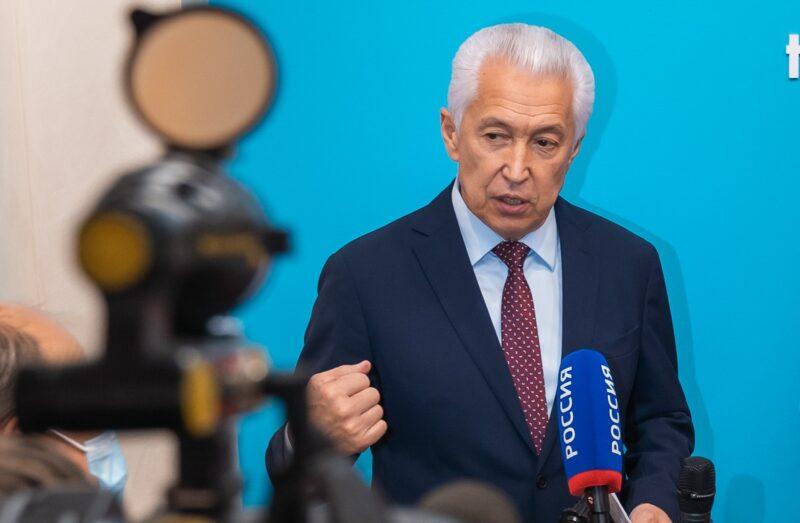 Владимир Васильев: Визит Михаила Мишустина имеет хорошие перспективы для тверского региона