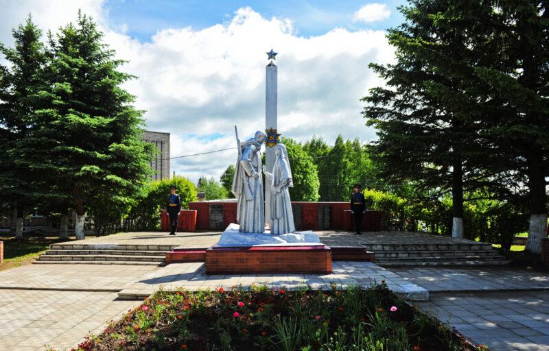 Игорь Руденя: Кесовогорский район успешно участвует в национальных проектах