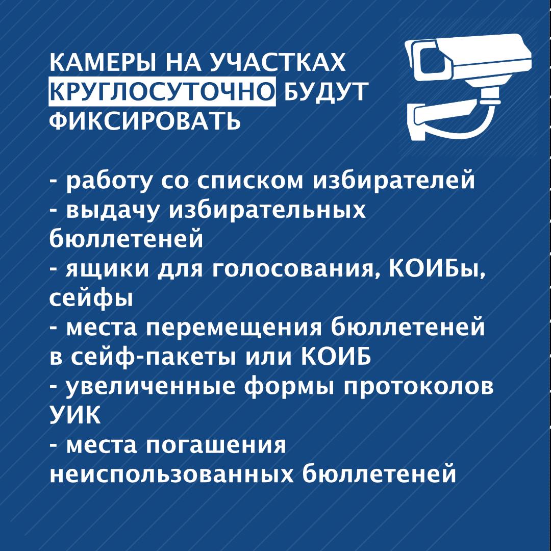 На выборах в Тверской области усилят видеонаблюдение