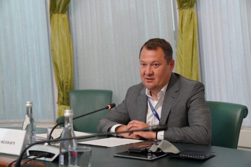 Конаково с рабочим визитом посетил заместитель министра строительства и ЖКХ Российской Федерации
