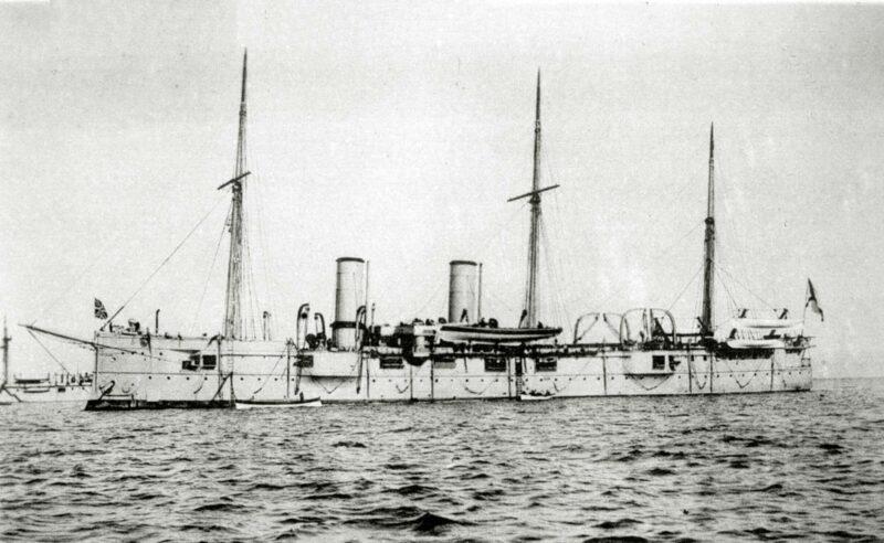 Модели героических кораблей русского флота покажут в Бельском краеведческом музее