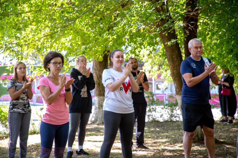 В Твери проходят занятия по дыхательной гимнастике для переболевших COVID-19