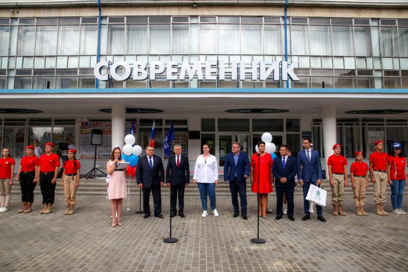 Юлия Саранова посетила Конаковский район