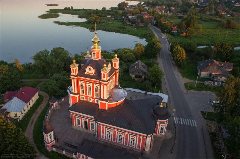 Самый древний город Тверской области празднует свой день рождения