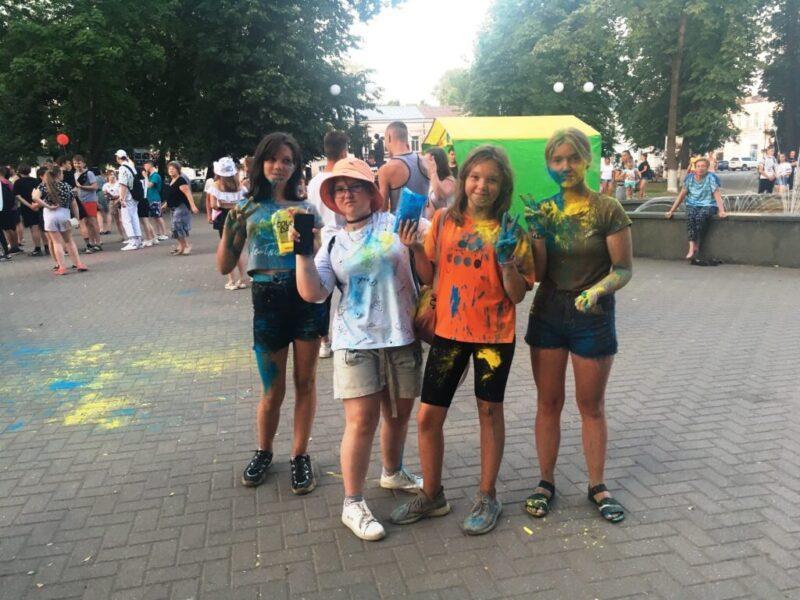 В Тверской области весело отметили День молодежи