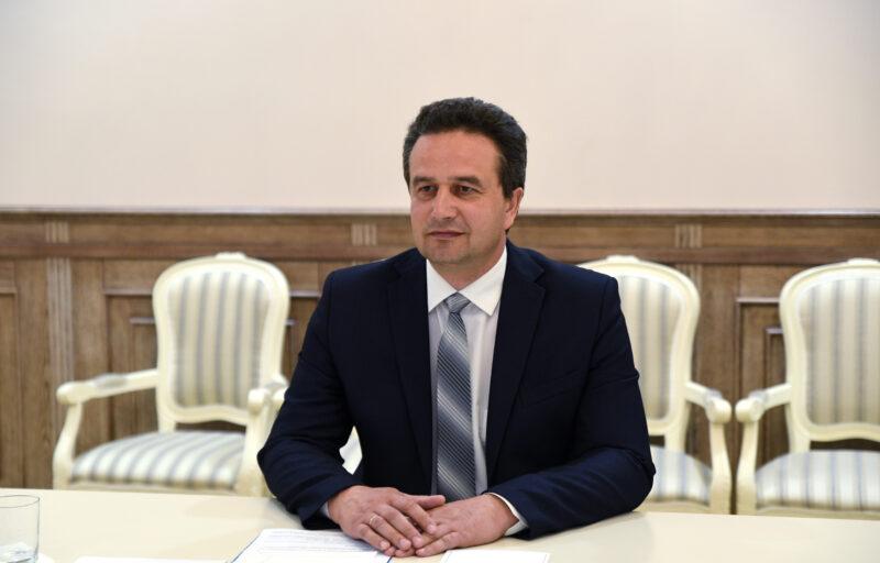 Андрей Белявский: Мы связываем с газификацией самые позитивные планы развития