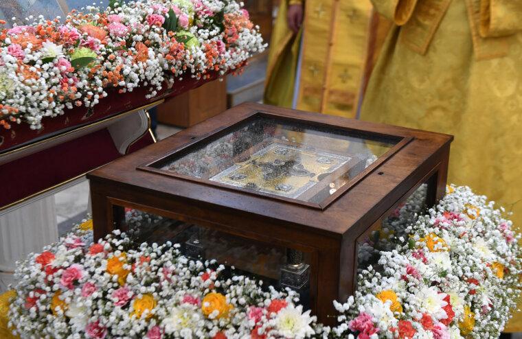 19 июля ковчег с мощами князя Александра Невского побывает в Торжке, Спирово и Выдропужске