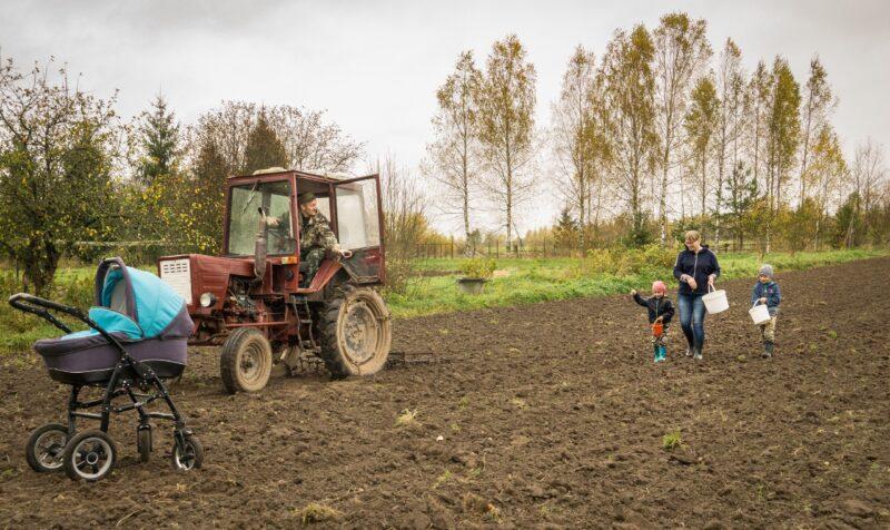 В Тверской области начался прием заявок на конкурс «Лучшее семейное подворье»