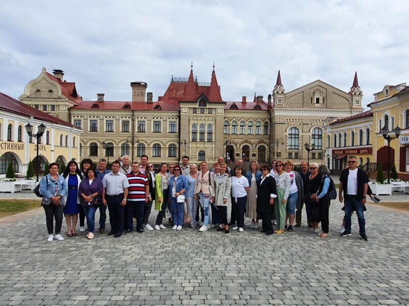 Тверская область развивает межрегиональное сотрудничество с малыми городами на Волге