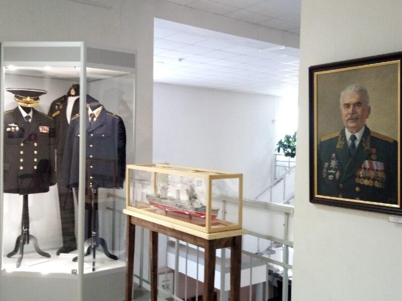 В краеведческом музее Вышнего Волочка откроется выставка, приуроченная ко Дню ВМФ