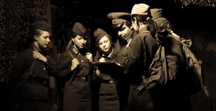 """На youtube-канале Тверского театра драмы можно посмотреть спектакль """"А зори здесь тихие..."""""""