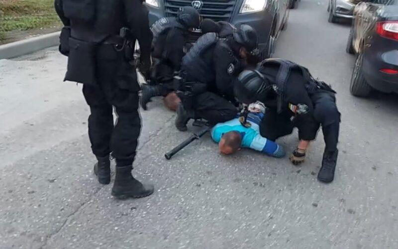 Задержана группировка, которая продавала оружие в Тверской и других областях