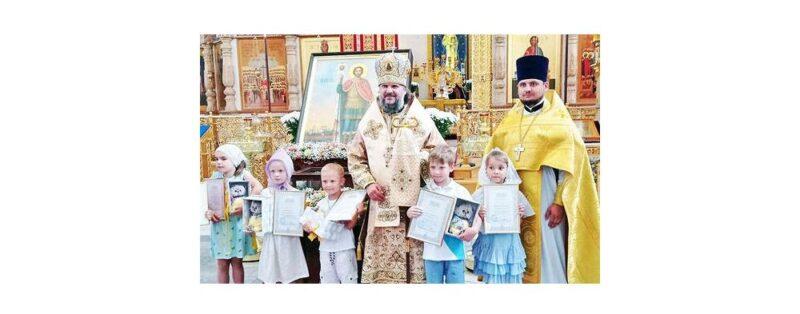 В посёлке Конаковского района отметили престольный праздник
