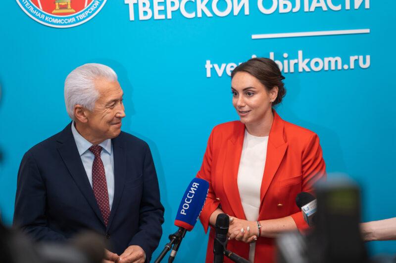 Юлия Саранова: Идея создать волонтерские центры получила широкую поддержку в Тверской области