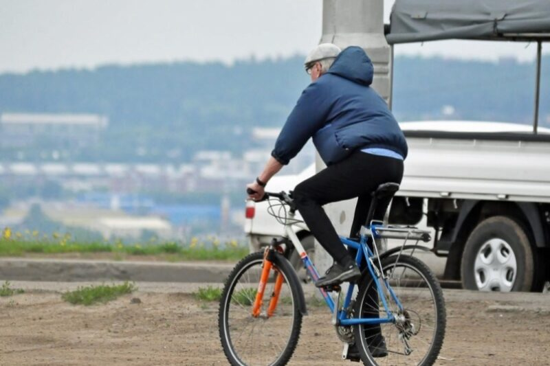 В Тверской области пенсионер угнал велосипед у ребенка