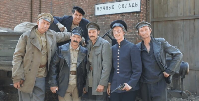 Тверской режиссер Павел Дроздов снимает исторический детектив с Артуром Смольяниновым