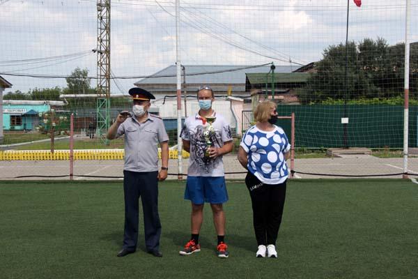 В УФСИН Тверской области стартовал турнир по мини-футболу памяти Е.Г. Смялковского