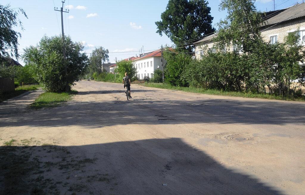 В Калязине отремонтируют дорогу к школе