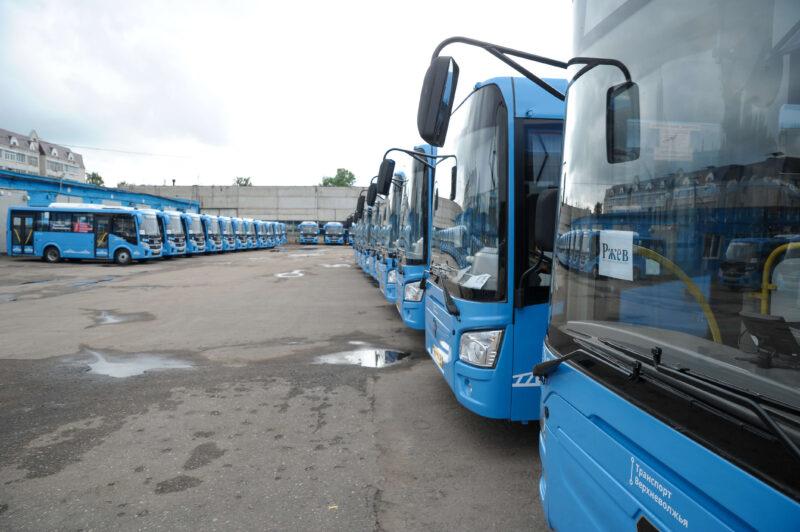 В Тверской области начался второй этап внедрения новой модели пассажирских перевозок