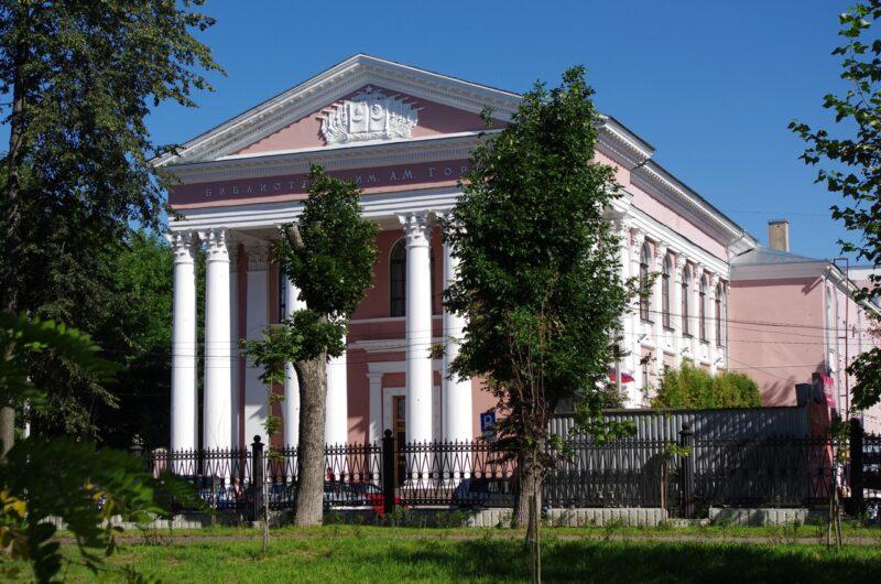 В библиотеке имени Горького тверские авторы поделятся своим творческим опытом