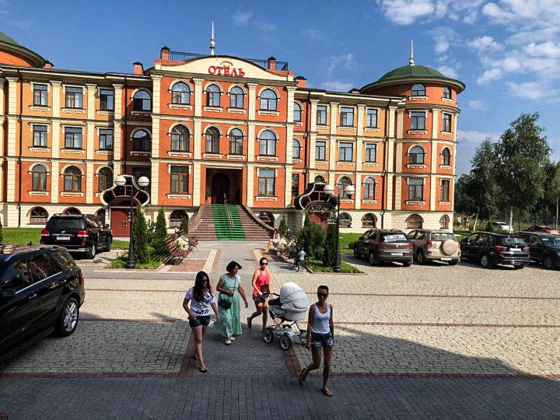 Фоторепортаж: В коттеджном поселке «Ольгино» пройдет большой семейный OctoRusFest