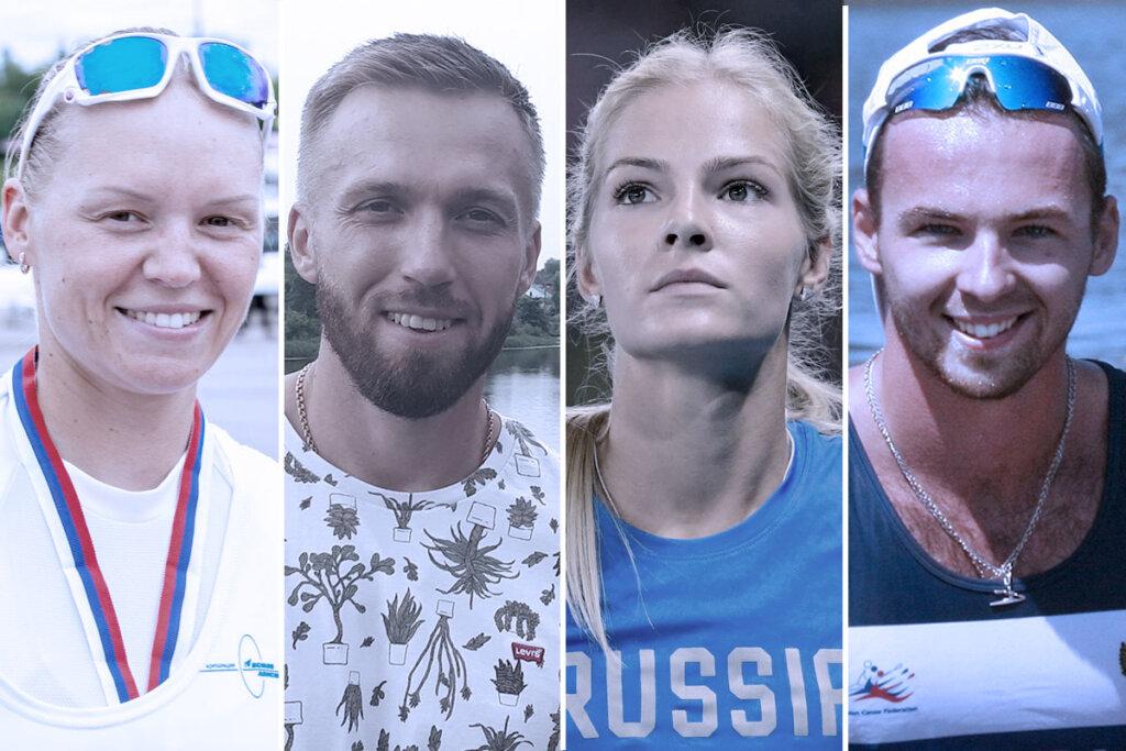 В состав российской олимпийской сборной вошли четыре спортсмена, представляющие Тверскую область