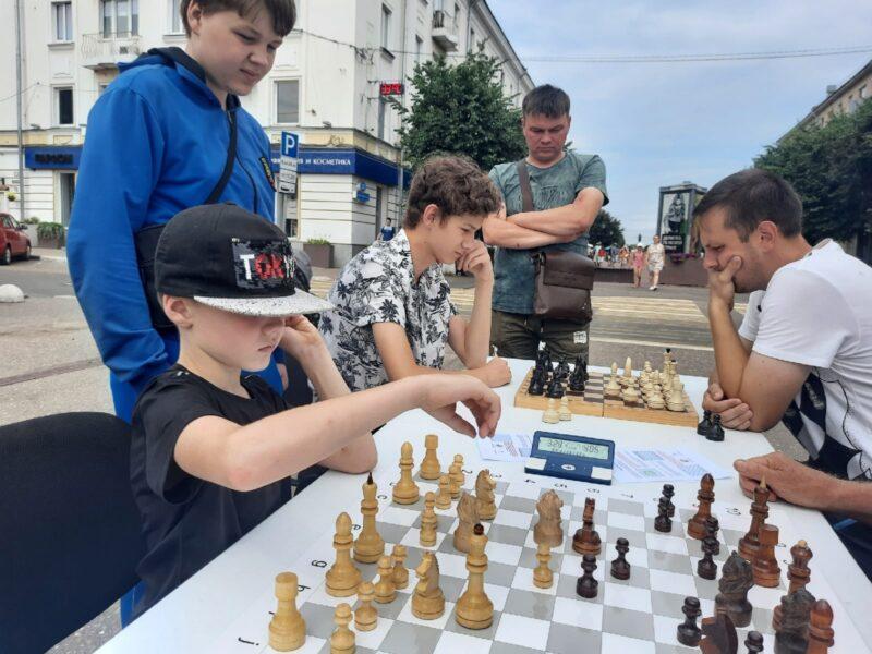 В Твери набирают популярность Медвежьи шахматы