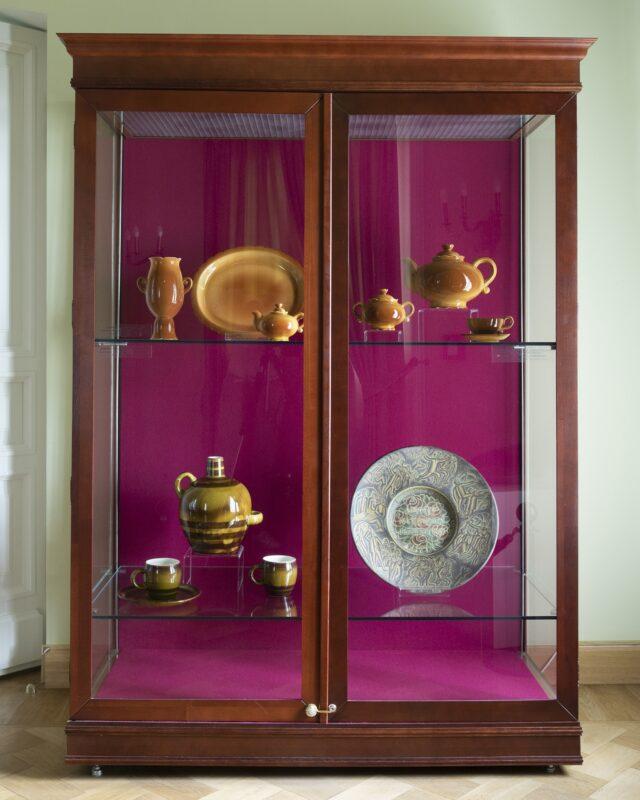 Тверской императорский дворец приглашает на выставку керамики