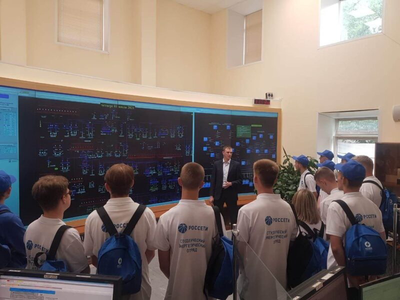 В Тверьэнерго дан старт новому сезону студенческих энергетических отрядов
