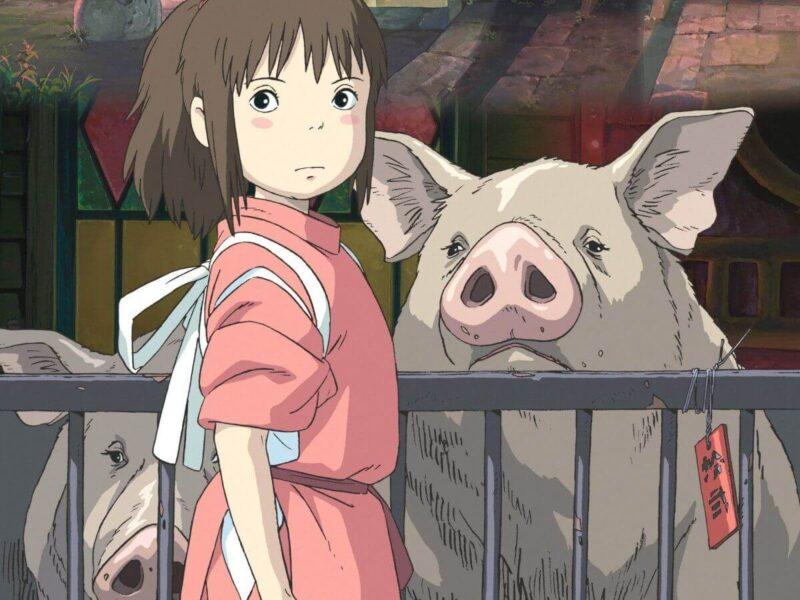 В Твери на большом экране покажут культовое аниме «Унесенные призраками»