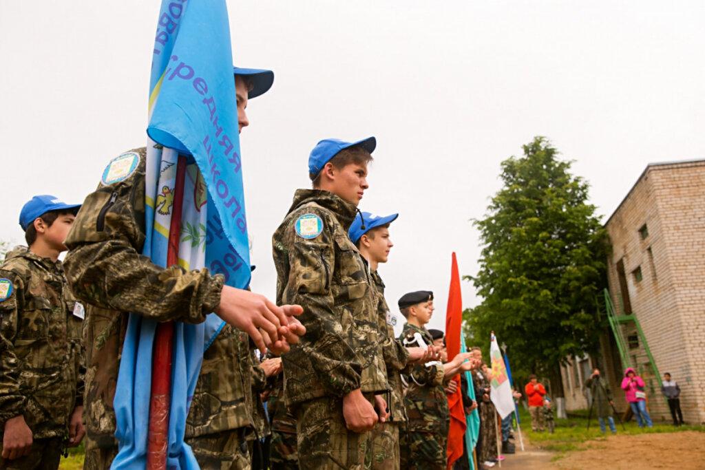 В Тверской области пройдет военно-патриотическая игра «Орленок»