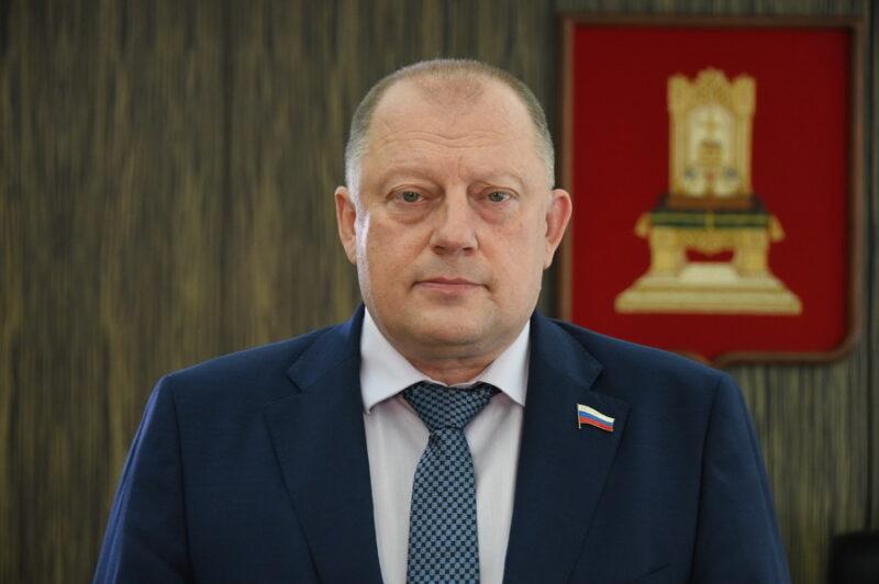 Сергей Голубев: губернатор играет большую роль в переменах, которые происходят в регионе