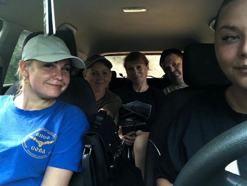 В Тверской области волонтеры помогли пропавшей бабушке вернуться домой