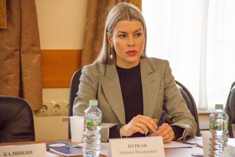Марина Цуркан: На федеральном уровне поддерживают инициативы действующего губернатора
