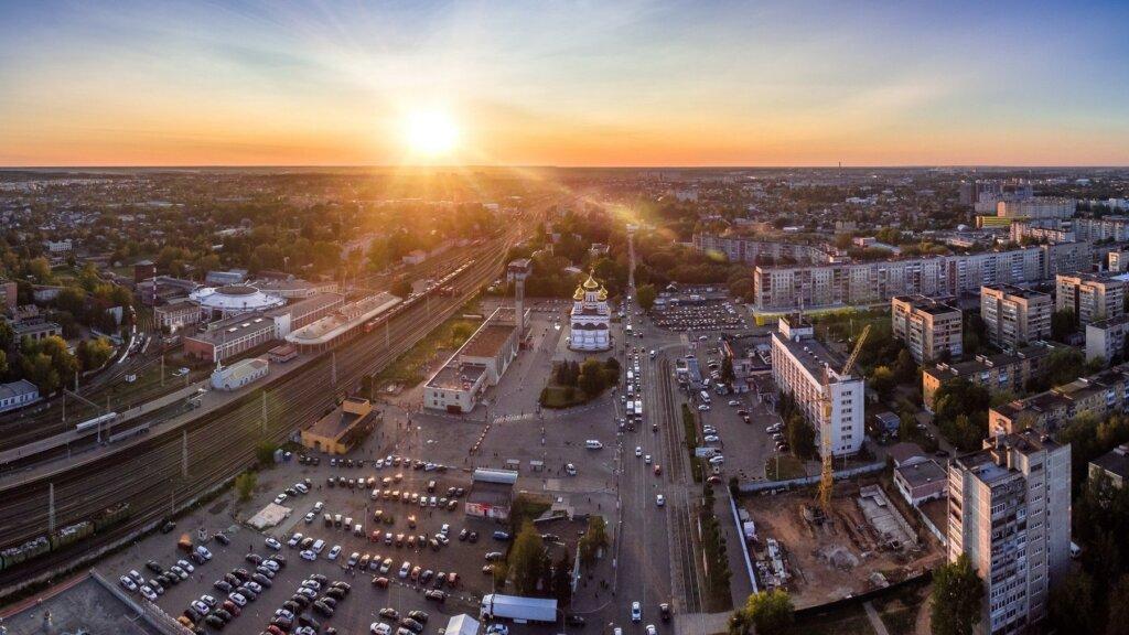 В День города Твери Игорь Руденя поблагодарил ветеранов и жителей за вклад в развитие столицы Верхневолжья