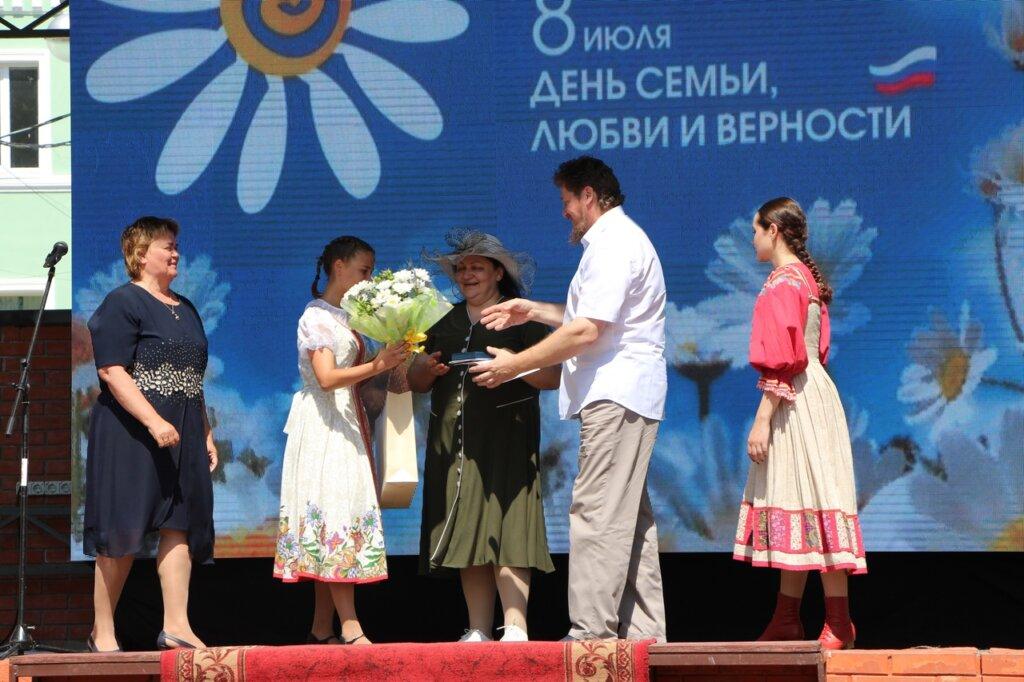 Тверская область присоединилась к празднованию Дня семьи, любви и верности
