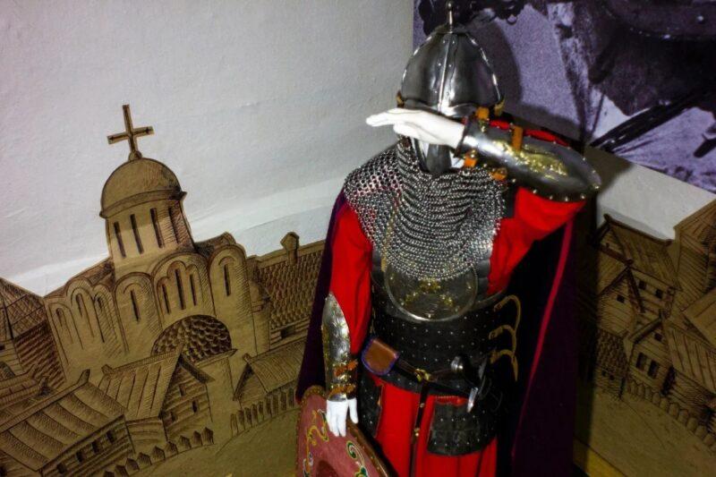 В Тверской оружейной палате продолжает работать выставка, посвященная князю Александру Невскому