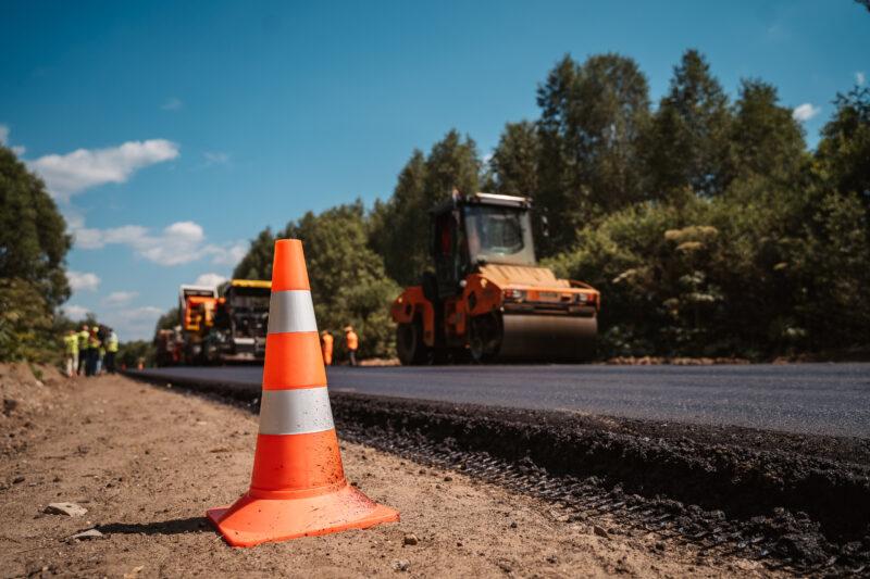 В Верхневолжье продолжается ремонт автодороги Тверь – Рождествено – 1-е Мая – Ильинское