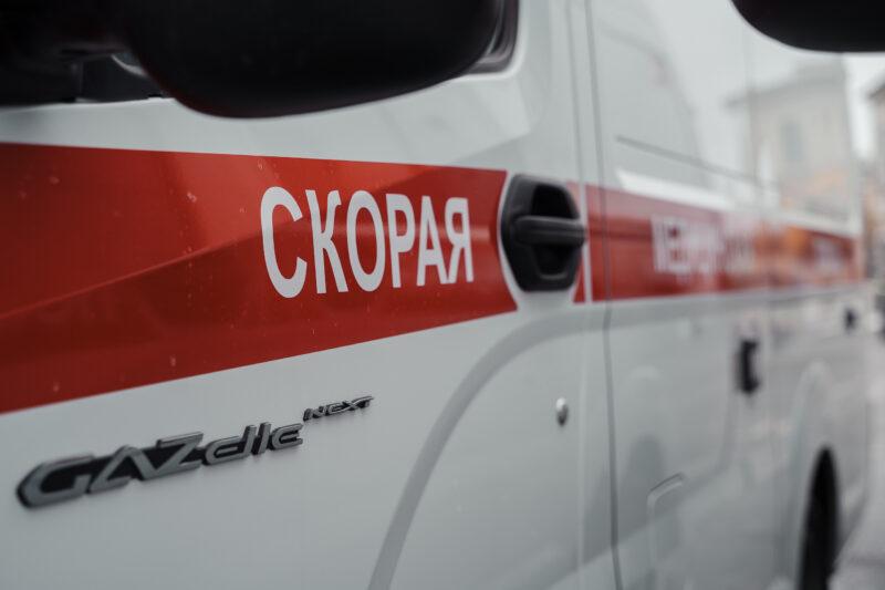 В Тверской области ребенок, играя во дворе, получил ожоги