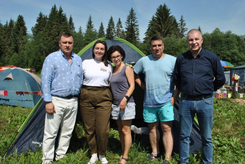 «Сандовские рассветы» встретила Юлия Саранова на одноимённом фестивале работающей молодежи