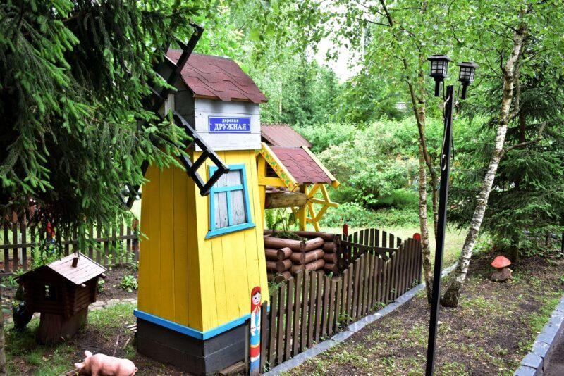 В Твери выбрали лучший участок при детском саду