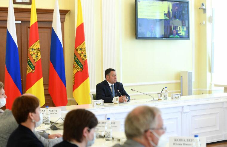 Игорь Руденя поставил задачи по обеспечению общественной безопасности в единый день голосования
