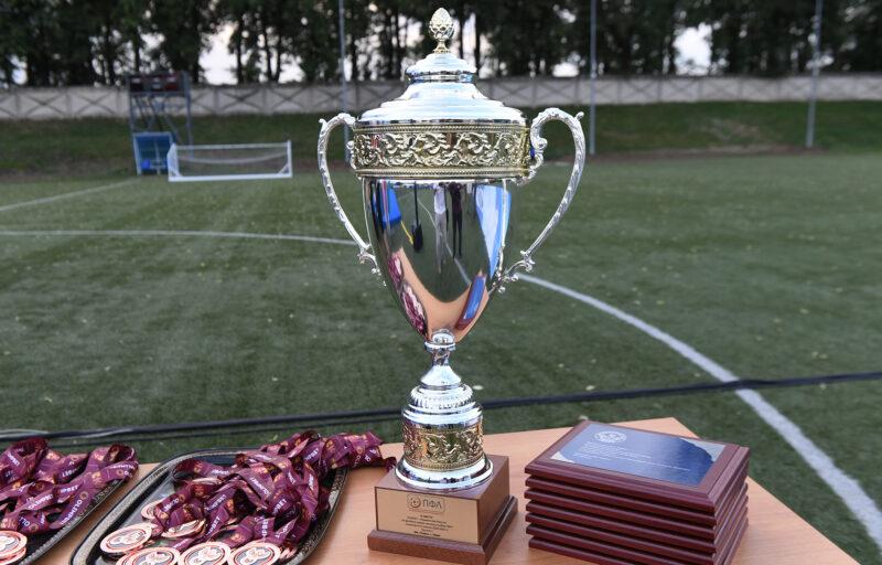 Игорь Руденя принял участие в торжественной церемонии награждения футбольного клуба «Тверь»