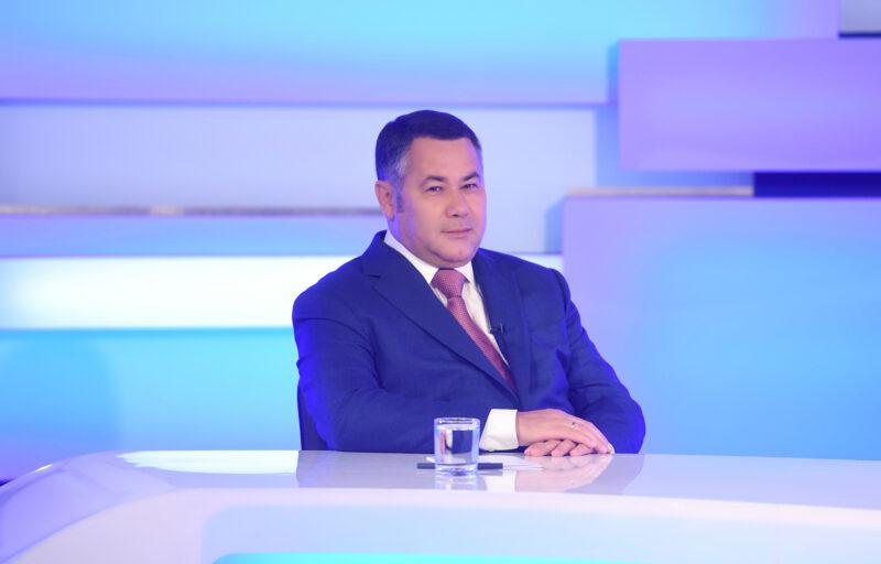 Игорь Руденя рассказал, как правильно заполнить ковид-паспорт организации