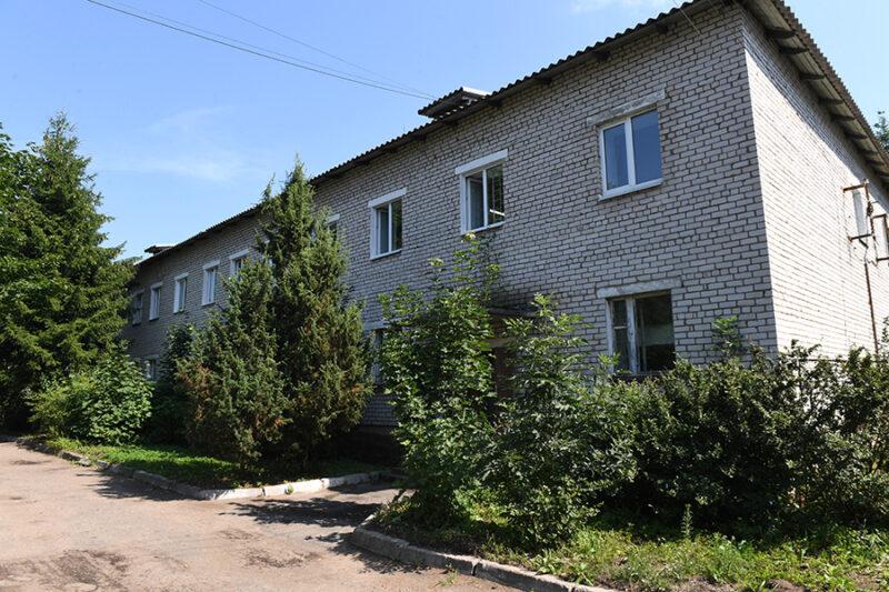 Игорь Руденя поручил разработать проект строительства нового здания Торопецкой ЦРБ