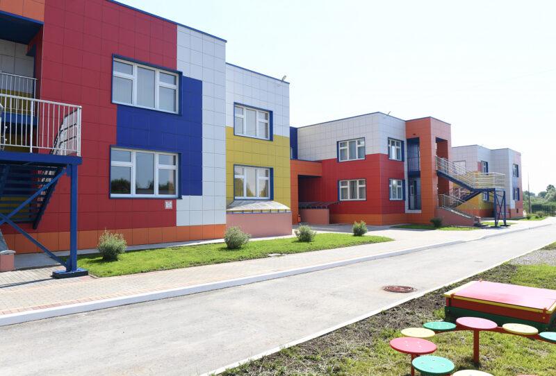 В Торопце почти готов к эксплуатации новый детский сад