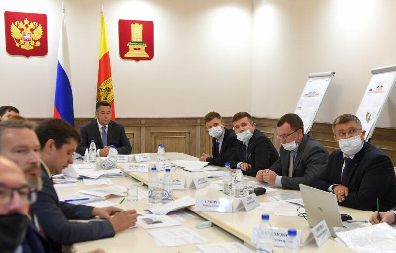 В Торжке будет создан центр культурно-туристического развития