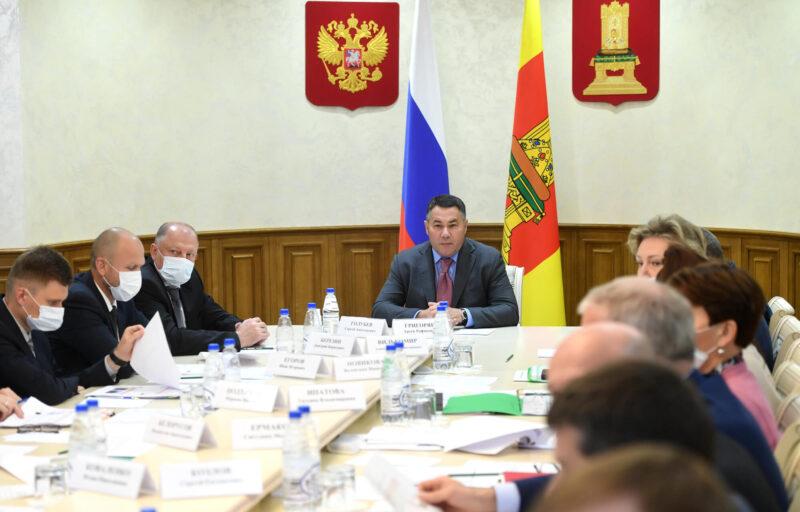 30 многодетных семей из Тверской области при поддержке области получат возможность приобрести автомобиль
