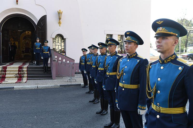 В Тверь прибыл ковчег с мощами святого благоверного князя Александра Невского
