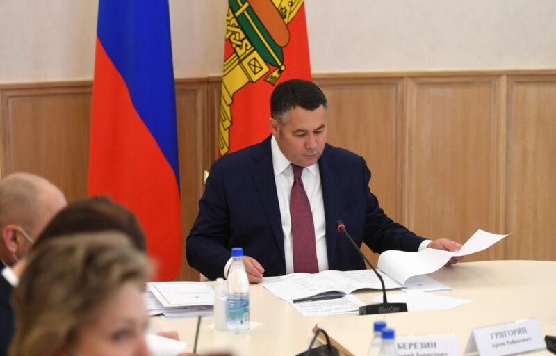 В Тверской области создадут подразделение детской санитарной авиации